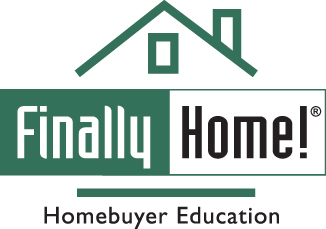 Finally Home Logo